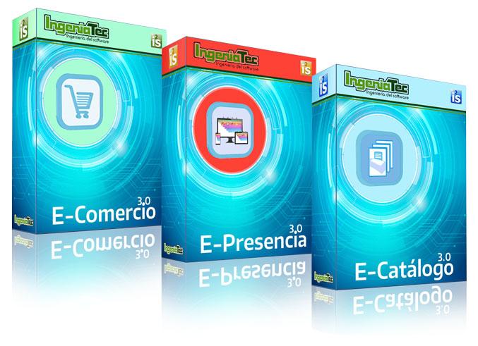 Desarrollo web sitios web corporativos
