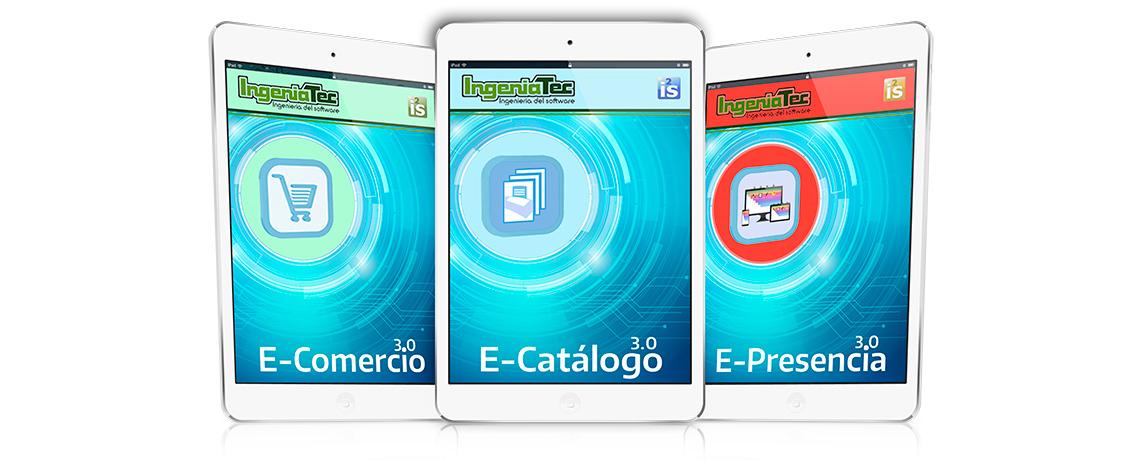 Productos de marketing online y venta en internet
